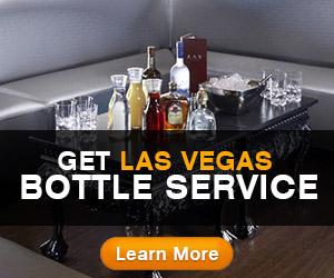 Las Vegas Bottle Service Info